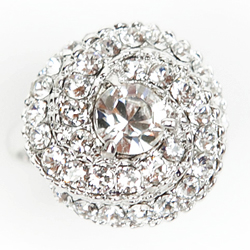 SV Couture Laura Cocktail Ring